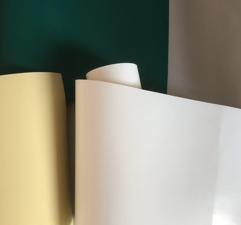 PVC Gewebefolie